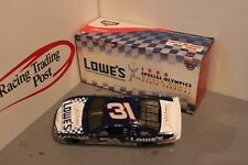 1998 Mike Skinner Lowe's Special Olympics 1/24 Action RCCA CWB NASCAR Diecast