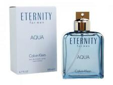 Eternity Aqua by Calvin Klein * Cologne for Men * 6.7 oz EDT Spray * New in Box