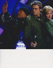 Michael Shanks/Christopher Judge/Amanda Tapping (StarGate Sg-1) 8x10 Photo