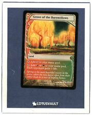 MTG - Future Sight: Grove of the Burnwillows [LV2829]