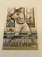2020 Topps Baseball Home Run Challenge #11 - Aaron Judge - New York Yankees