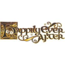 Happily Ever After Love Marriage Wedding Future Fairy Tale Jolee's Title Sticker