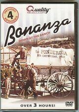 Bonanza - Down at the Ranch - 4 Episodes - DVD