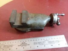 "ORIGINAL large dial SOUTH BEND 10 "" 10K METAL LATHE COMPOUND REST TOP"