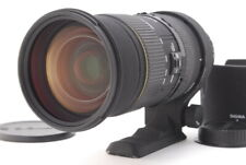 """Exc+++"" Sigma EX 50-500mm F/4-6.3 APO DG HSM Zoom Lens for Canon EF D816"