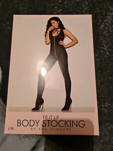 Ann summers body stocking Tie It Up