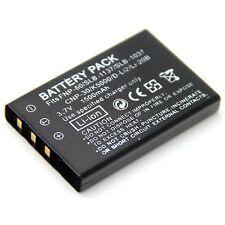 Battery for Aiptek SeeMe HD 1080P M3 V5T6 V5T6G i2 3D-HD 720P i25 iHD12x IS-DV