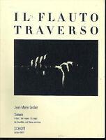 Jean-Marie Leclair : Sonate G-Dur für Querflöte und Basso continuo