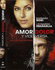 Amor Dolor y Vice Versa(DVD,2008)Bárbara Mori,Tony Dalton; Alfonso Pineda Ulloa