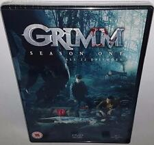 GRIMM COMPLETE SEASON 1 BRAND NEW SEALED REGION 4 DVD