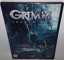 GRIMM COMPLETE SEASON 1 BRAND NEW SEALED REGION 4 DVD