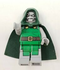 LEGO  Minifigure SH052 Dr. Doom 76005 Spiderman Super Hero