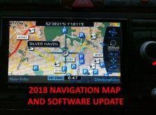 AUDI RNS E Navegación SAT NAV actualización del firmware de disco 2018 y