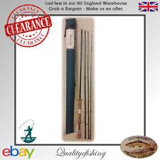 CLEARANCE: Malcolm Grey of Alnwick 4 Piece Rod 10' #5