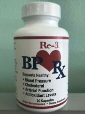 Blood Pressure Capsules With Cholesterol Support  - 60 ct. Professional Strength