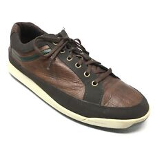 Men's FootJoy Contour Casual Golf Shoes Sneakers Size 10.5M Brown Leather M5