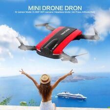New Easy Smart Control Tracker Selfie Drone HD Camera WIFI Compact Pocket Size