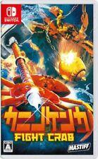 Nintendo Switch Kani no Kenka Fight Crab Japan