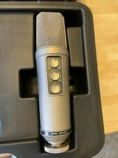 Rode NT2000 Variable Control Large Diaphragm Condenser Microphone NT-2000 W/CASE