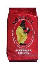 Gorilla Kaffee Espresso SUPERBAR CREMA 3x1000g Bohnen (14,33,-/Kg)