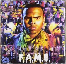 CHRIS BROWN - F.A.M.E.(DELUXE VERSION)  CD NEUF