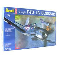 Revell Vought F4U-1A Corsair Plane (Scale 1:32) Model Kit NEW