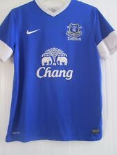 Everton 2012-2013 Home Football Shirt Size Large Adult /41812
