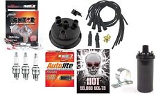 Electronic Ignition Kit Amp Hot Coil For John Deere 1020 1520 Tractor