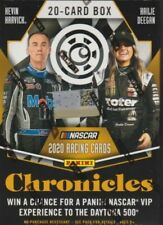 Panini Chronicles NASCAR Racing Factory - 2020