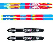 """New Alpina """"Action"""" Skating Skate Xc cross country Skis/Bindings Package - 196cm"""