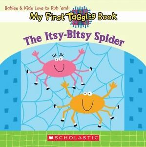 My First Taggies Book: Itsy-Bitsy Spider