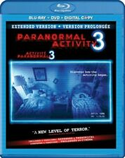Paranormal Activity 3 (Blu-ray/DVD, 2012, Bilingual Cover: English/Frenc * NEW *