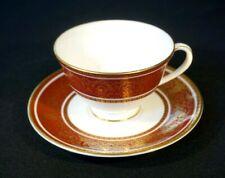 Beautiful Royal Doulton Buckingham Cup And Saucer