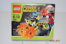 Lego Power Miners 8956 ~ Age 6+, Sealed, **Retired**    NEW