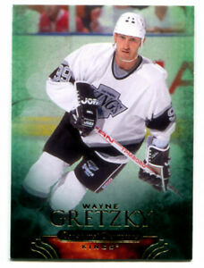 2011-12 Parkhurst Champions Wayne Gretzky Card #99 Los Angeles Kings