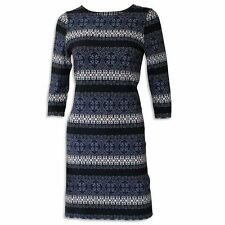 Wallis Scoop Neck 3/4 Sleeve Dresses for Women