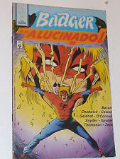 BD MANGA baager alucinado MIKE BARON ray murtaugh MITCH O'CONNEL chadwick ZECK