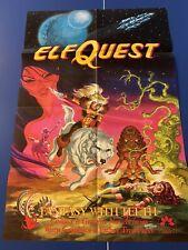 Elfquest Vintage Large 1992 Promo Poster