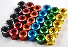 Weaponized Chain Ring Crank Bolts x5 for Road, MTB, BMX, Bike