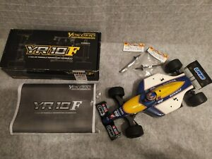 Yokomo yr10f f1 rc xray x1 corally associated CRC capricorn 1/10 brushless