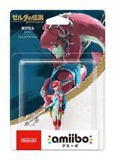 NEW Nintendo 3DS Amiibo Mipha The Legend of Zelda Breath of the Wild JAPAN