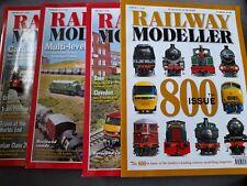 More details for bundle of x 4 2017 railway modeller magazines