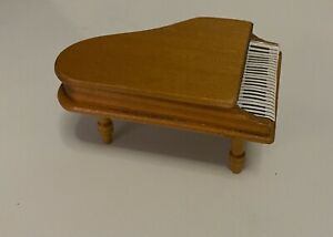 Miniature Dollhouse Grand Piano