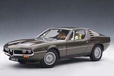 Alfa Romeo Montreal 1970 Metallic Dark Brown 1:18 Autoart 70173 NEW RARE
