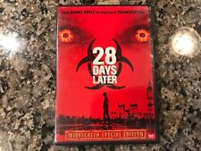 28 Days Later DVD! 2002 Horror! (See) Resident Evil Doomsday Infected & Maggie