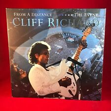 CLIFF RICHARD From A Distance The Event 1990  UK Vinyl LP EXCELLENT COND Live DD