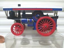 Matchbox 1986 Models of Yesteryear 1905 Y19B Fowler Showmans Engine RED WHEELS