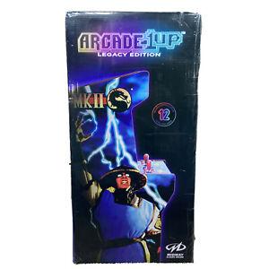 Arcade1Up Mortal Kombat Midway Classic Legacy Edition Home Arcade Machine