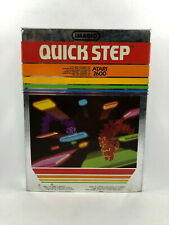 QUICK STEP by Imagic for Atari VCS 2600 - PAL - Complete!