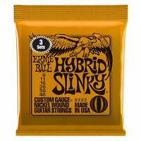 Ernie Ball 3222 Hybrid Slinky Nickel Wound Guitar Strings (9-46)